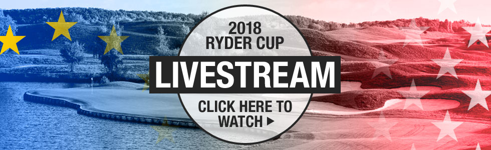 2018 Ryder Cup Viewing Guide Presented by Golf Locker - Watch the Live Stream