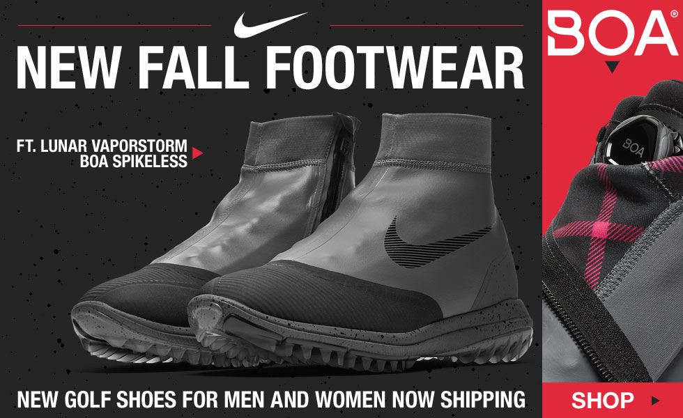 Shop New Nike Golf Shoes for Men and Women at Golf Locker