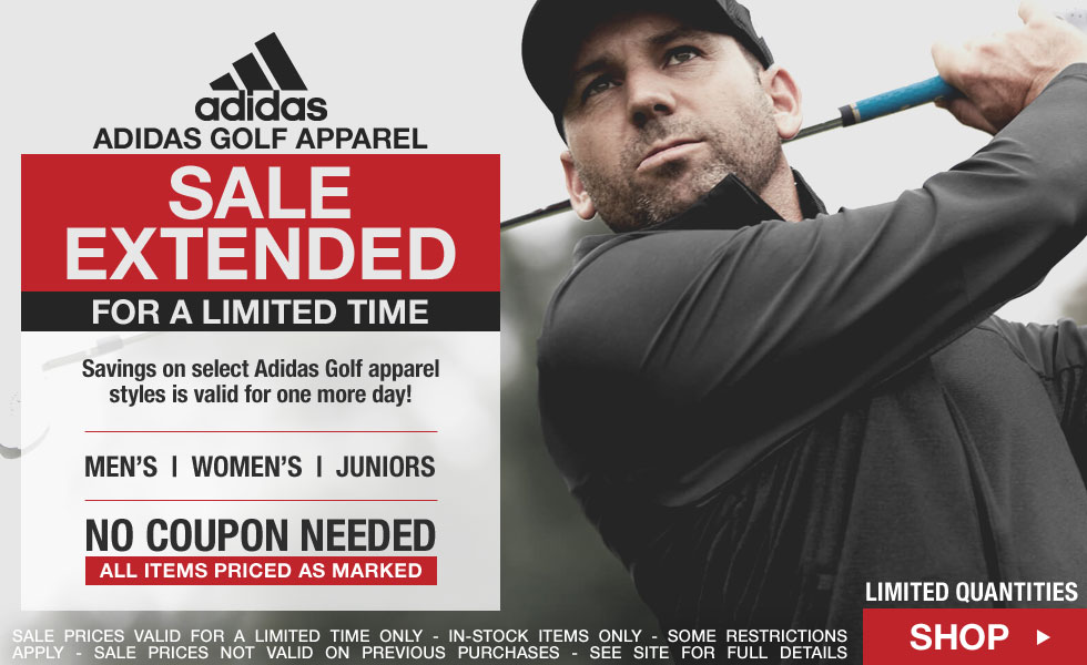 Adidas Savings Event - Extended for a Limited Time