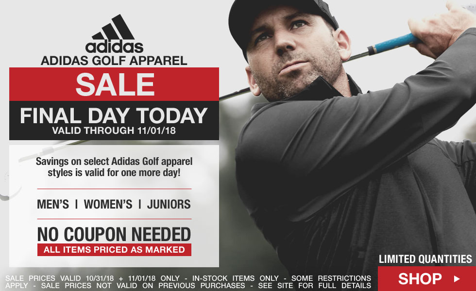 Adidas Savings Event - Final Day Today