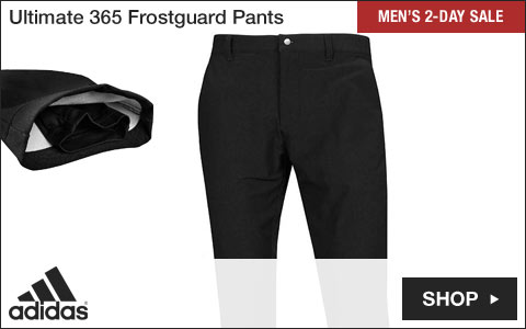 Adidas 	Ultimate 365 Frostguard Golf Pants - Two-Day Sale