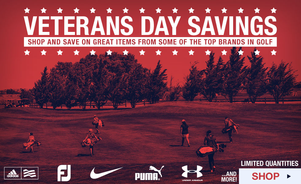Veterans Day Savings at Golf Locker