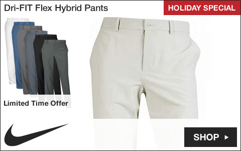 Nike Dri-FIT Flex Hybrid Golf Pants - Holiday Special