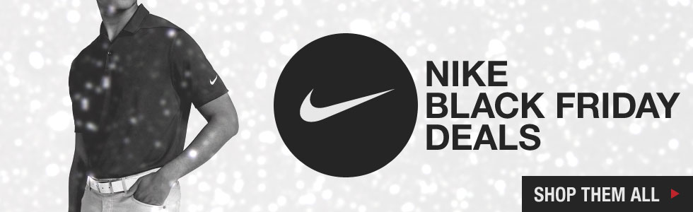 Black Friday Madness - Shop All Nike Golf Deals