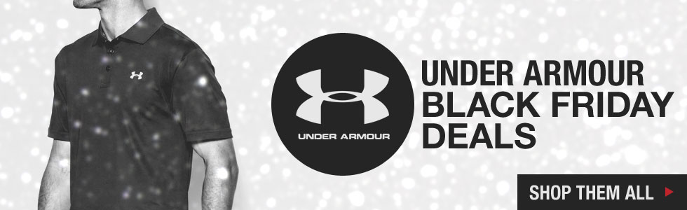 Black Friday Madness - Shop All Under Armour Golf Deals