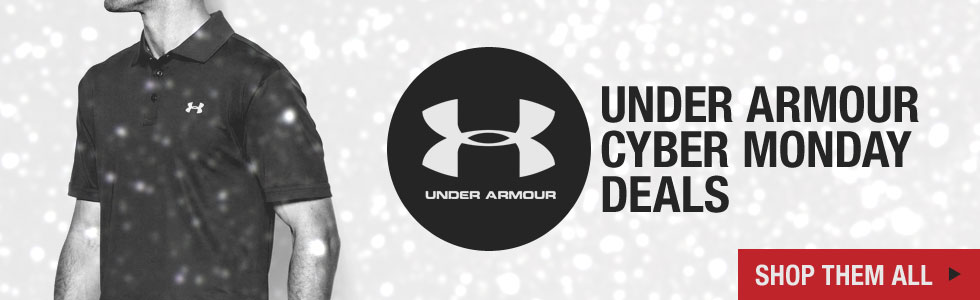 Shop All Under Armour Deals at Golf Locker