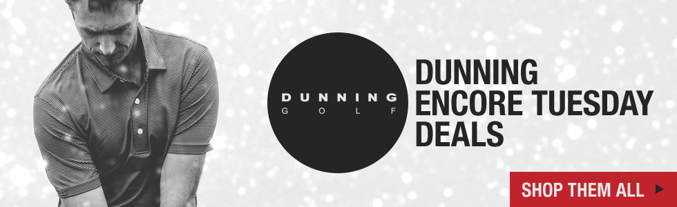 Shop All Dunning Deals at Golf Locker