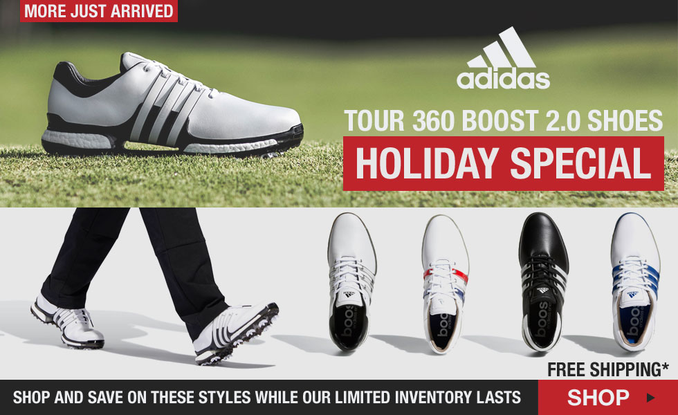Adidas Tour 360 Boost 2.0 Holiday Special - more just arrived.