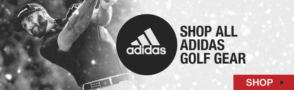Shop All Adidas Golf Gear - Christmas Delivery Guaranteed*