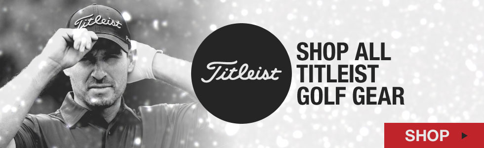 Shop All Titleist Golf Gear - Christmas Delivery Guaranteed*