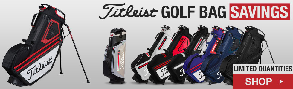 Titleist Golf Bags Holiday Savings