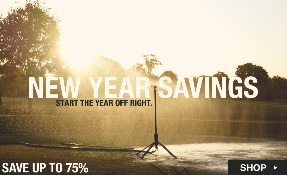 New Year Savings at Golf Locker