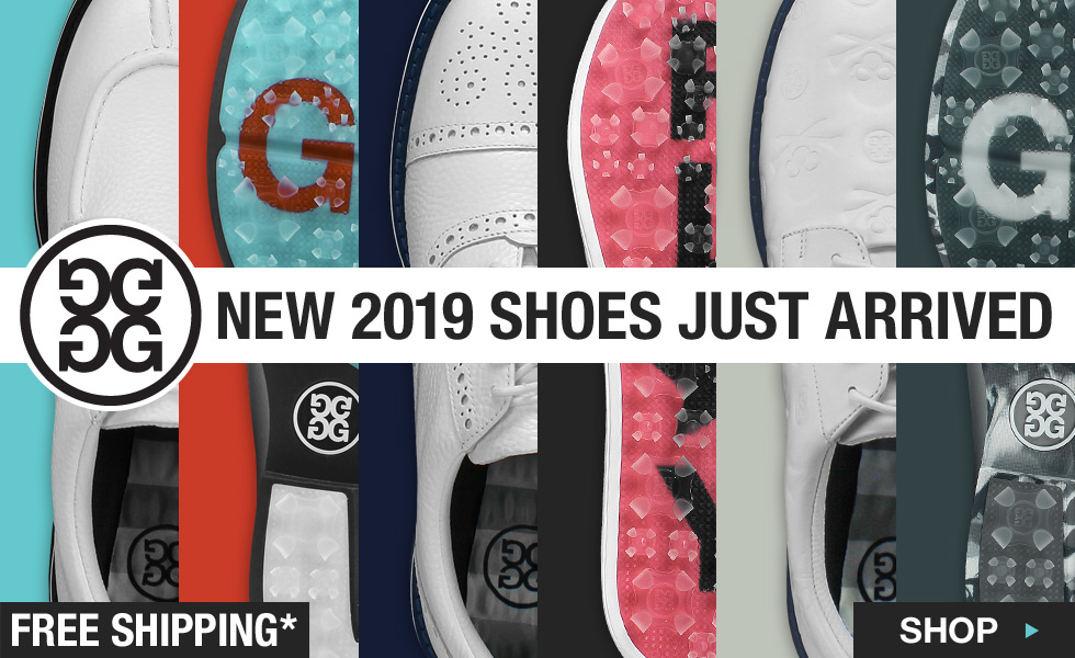 New G/Fore Golf Shoes for 2019 Just Arrived