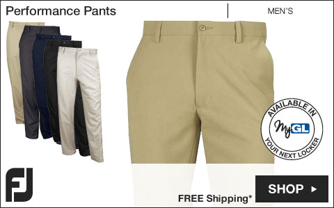 FJ Performance Golf Pants