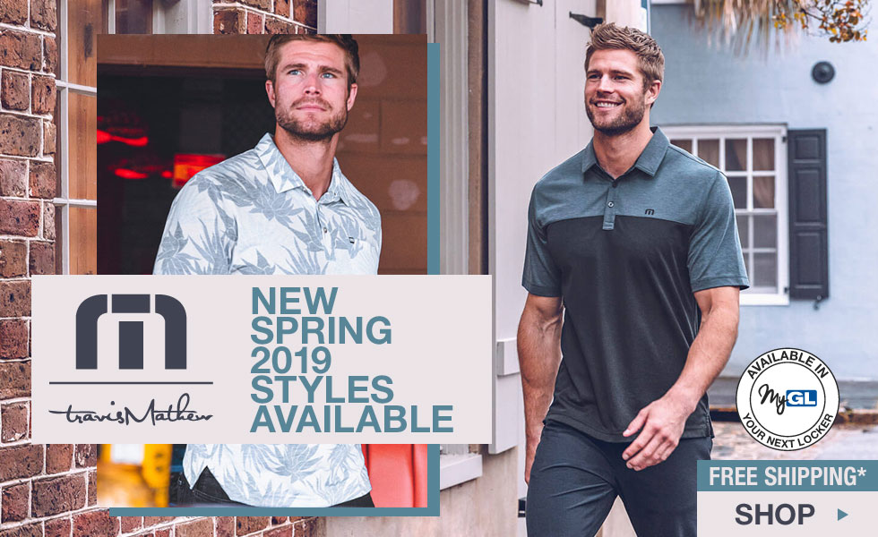 New Travis Mathew Styles for Spring 2019