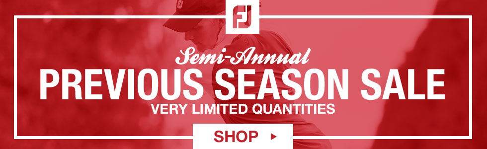 FJ Previous Season Styles Sale