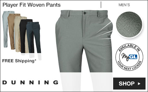 a612daf13d95 New pants from Dunning at Golf Locker