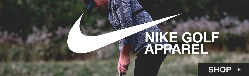 Nike Golf Apparel at Golf Locker