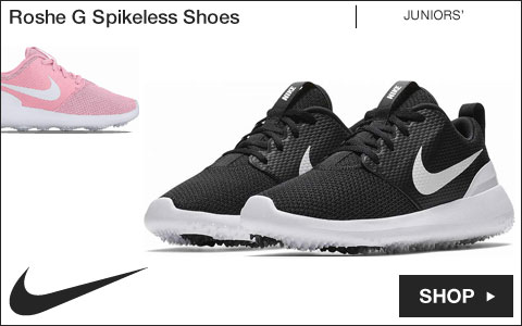 Nike Roshe G Junior Spikeless Golf Shoes