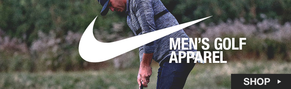 Shop All Nike Men's Golf Apparel