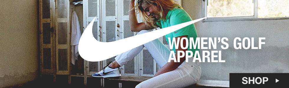 Shop All Nike Woen's Golf Apparel
