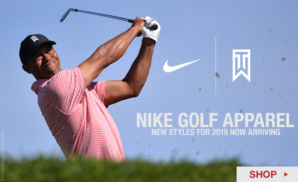 New Nike Styles for Spring 2019 at Golf Locker