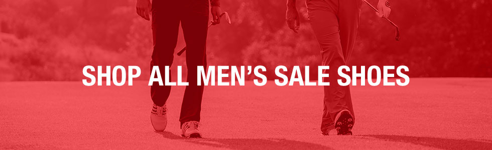 Shop All Men's Sale Shoes at Golf Locker