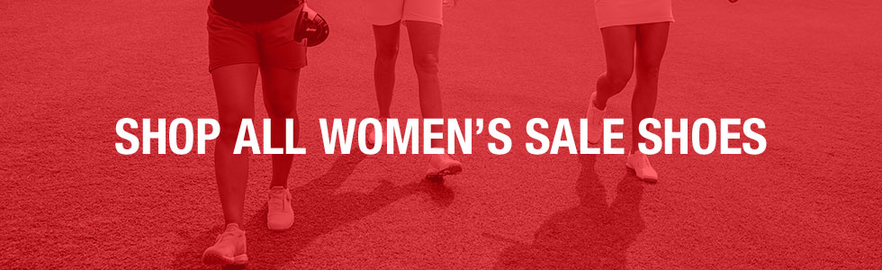 Shop All Women's Shoes at Golf Locker