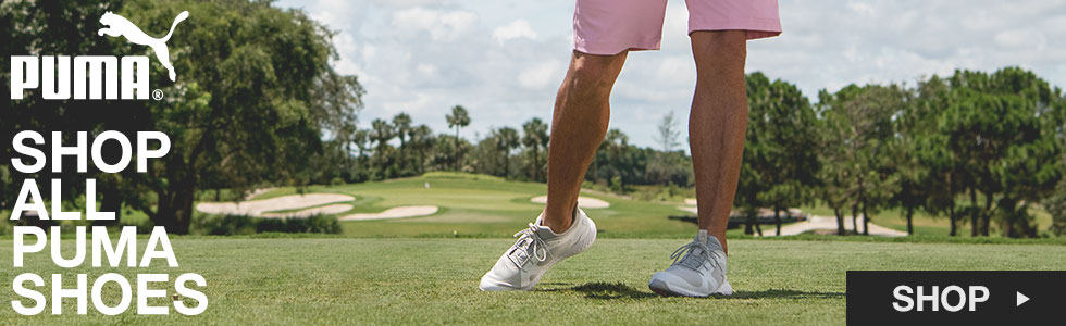 Shop All PUMA Shoes at Golf Locker