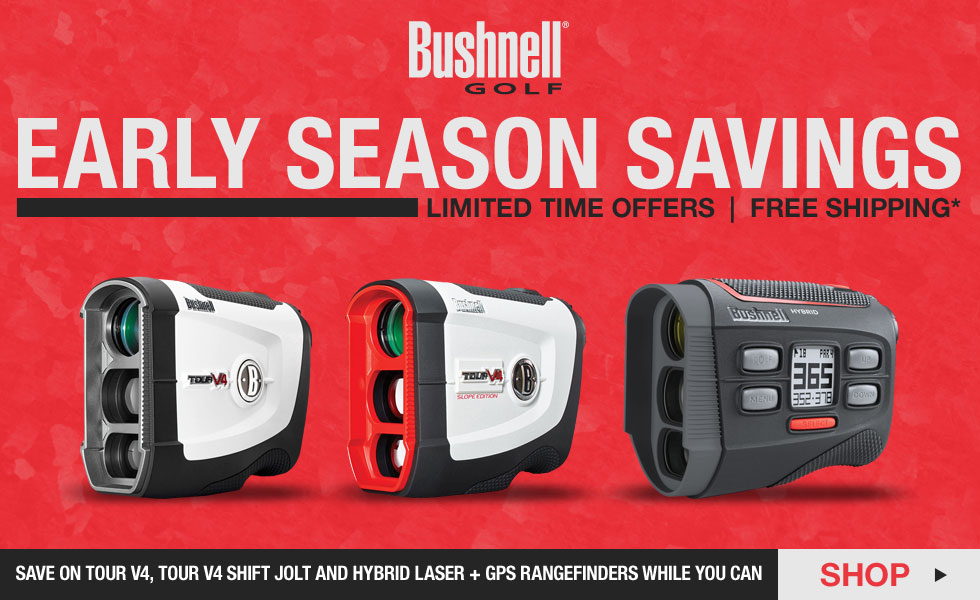 Bushnell Early Season Savings