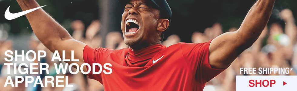 Shop All Nike Tiger Woods Golf Apparel
