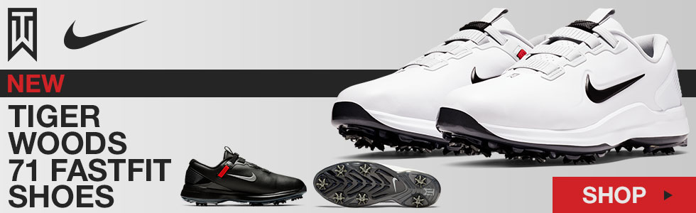 Nike Tiger Woods 71 FastFit Golf Shoes