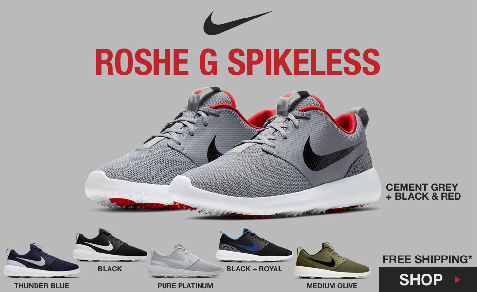 Nike Roshe G Spikeless Golf Shoes Golf Shoes