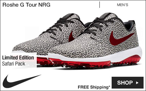 Nike Roshe G Tour NRG Golf Shoes - Limited Edition Safari Pack