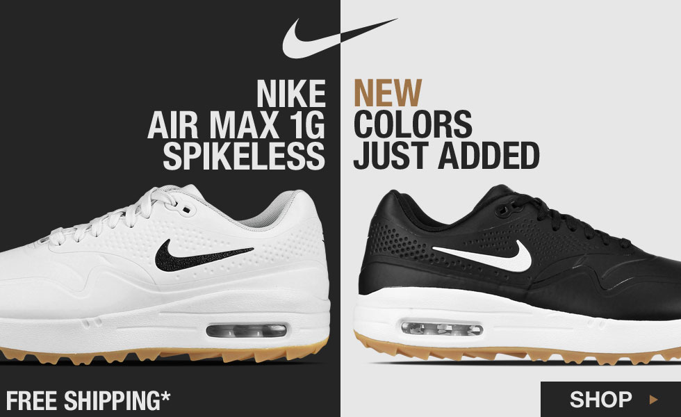 5da8a180d2 New Nike Air Max 1 Colors at Golf Locker