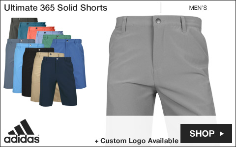 Adidas Ultimate 365 Solid Golf Shorts