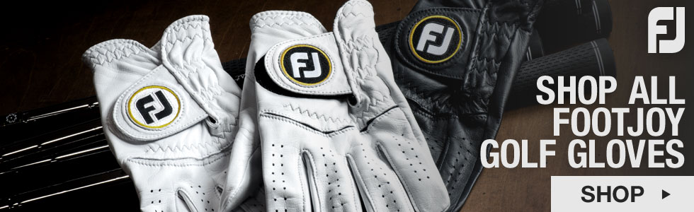 Shop All FJ Golf Gloves