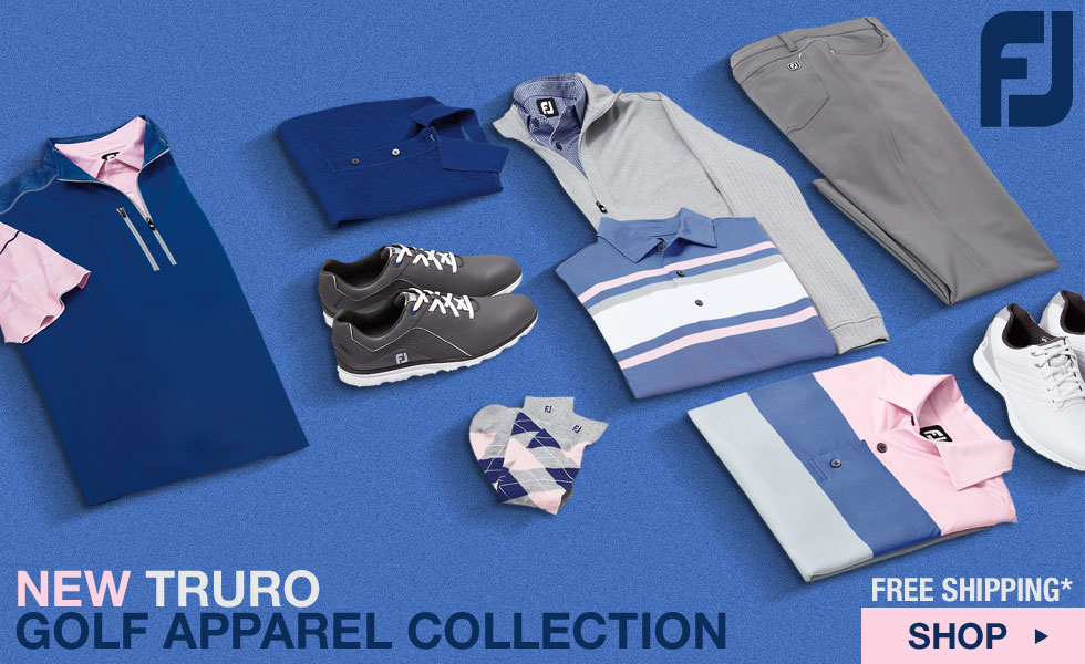 FootJoy Truro Golf Collection at Golf Locker