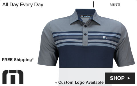 Travis Mathew All Day Every Day Golf Shirts