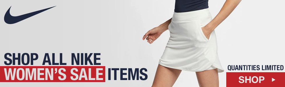 Nike Season-Ending Sale - Shop All Women's Golf Shoes and Apparel