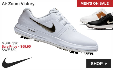 Nike Air Zoom Victory Golf Shoes - ON SALE