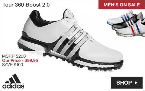 Adidas Tour 360 Boost 2.0 Golf Shoes - ON SALE
