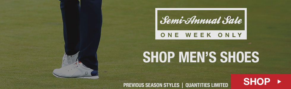 Shop All Men's Shoes - Semi-Annual Sale
