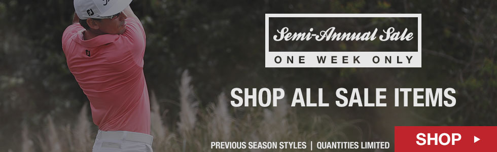 Shop All Sale Items - Semi-Annual Sale