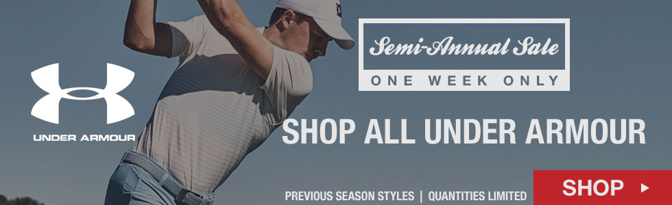 Semi-Annual Sale - Shop All Under Armour Items