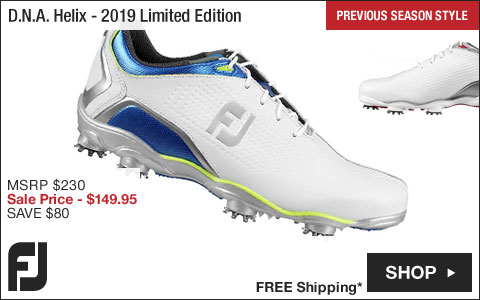 FJ D.N.A. Helix Golf Shoes - 2019 Limited Edition - Previous Season Style