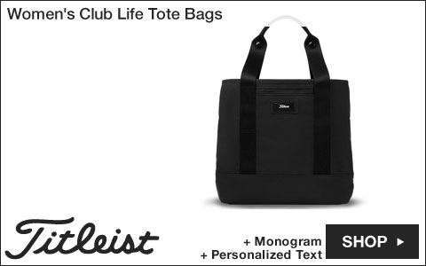 Titleist Women's Club Life Golf Tote Bags - ON SALE