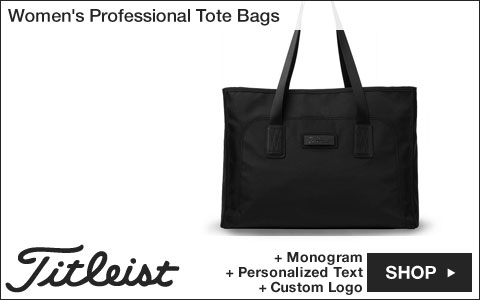 Titleist Women's Professional Golf Tote Bags - ON SALE