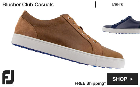 FJ Blucher Club Casuals Shoes