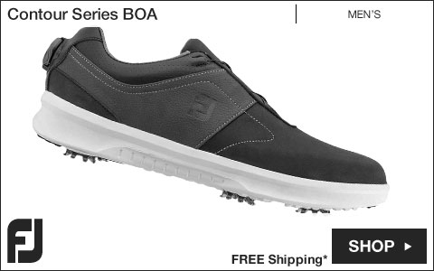 FJ Contour Series BOA Golf Shoes